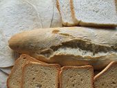 pic of carbohydrate  - Bread and its variants - JPG