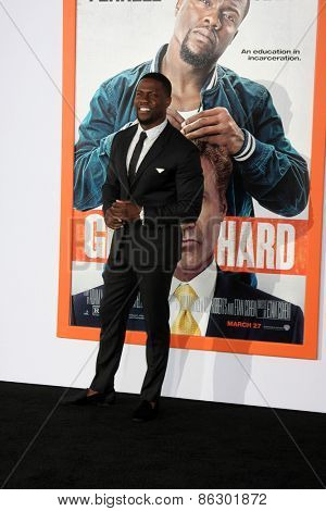 LOS ANGELES - MAR 25:  Kevin Hart at the