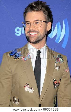 LOS ANGELES - MAR 21:  Brad Goreski at the 26th Annual GLAAD Media Awards at the Beverly Hilton Hotel on March 21, 2015 in Beverly Hills, CA
