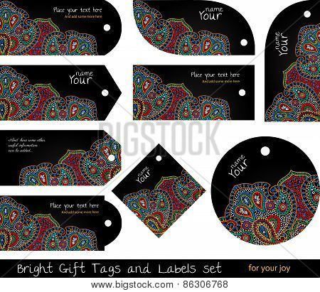 Tags For Gifts And Goods