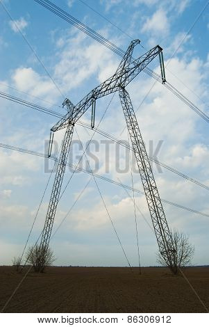 Powerful Electric Transmission Lines