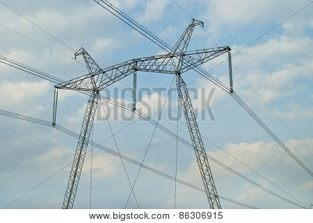 Power Electric Transmission Lines