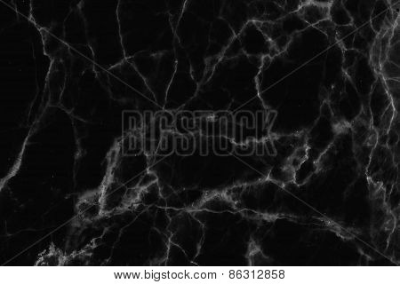 Abstract black marble patterned natural patterns texture background.