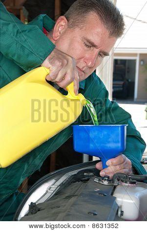 Car Radiator Maintenance