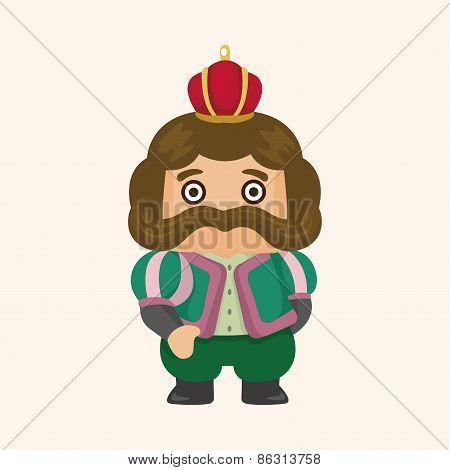 Royal Theme King Elements