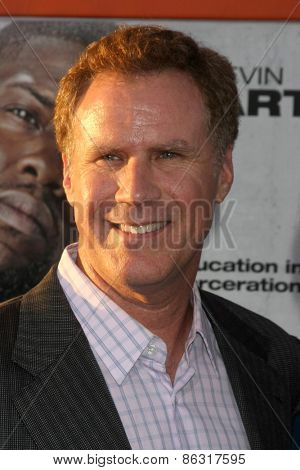 LOS ANGELES - MAR 25:  Will Ferrell at the