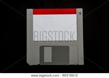 Vintage / Retro 3.5 Floppy Drive