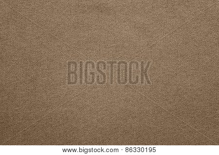 Connected Texture Textile Fabric Of Sepia Color