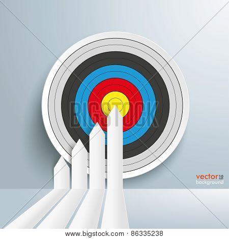 Broken Arrows Target