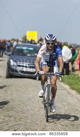 Davide Frattini - Paris Roubaix 2014