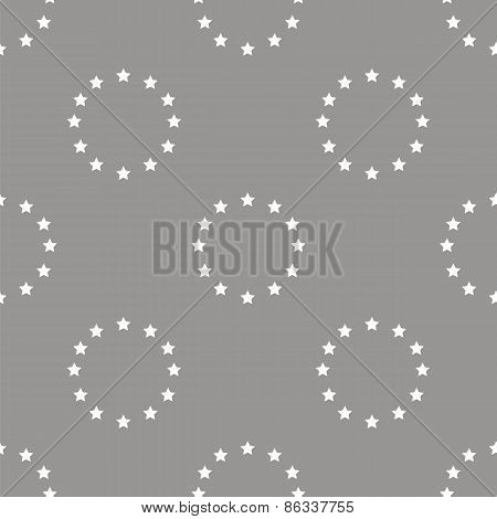 European Union seamless pattern
