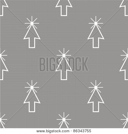 Click seamless pattern