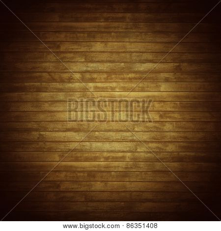 brown wood panels for background.