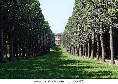 Belvedere In The Park Sanssouci