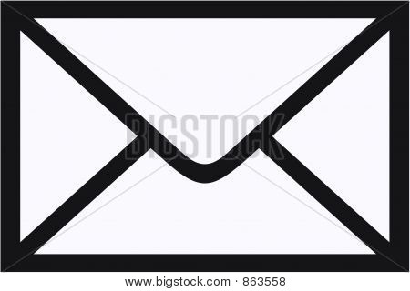 Mail envelope concept