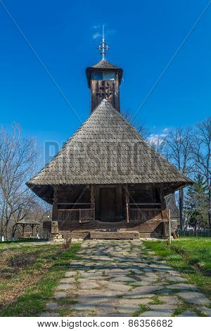 Authentic Romanian village house