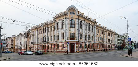 Old Building On Sovetskaya Street, Gomel (former Orlovsky Commercial Bank)