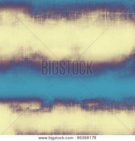 Grunge retro vintage texture, old background. With different color patterns: yellow (beige); purple (violet); blue
