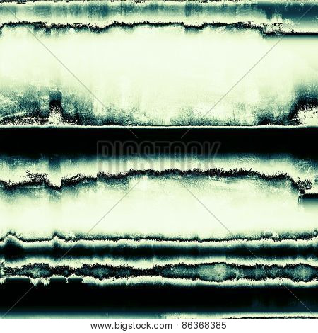Old-style background, aging texture. With different color patterns: gray; blue; black