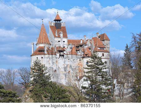 Bran Castle - Dracula`s Castle