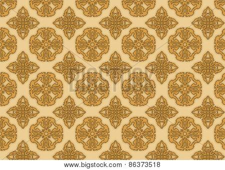 baroc pattern