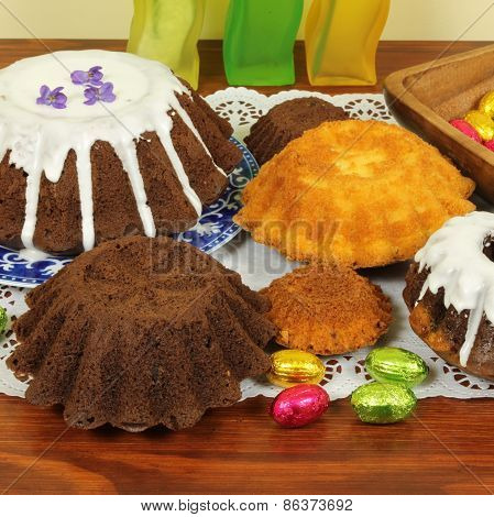 Traditional Cakes