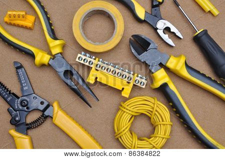 Tools for electrical installation