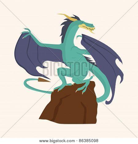 Dragon Theme Elements
