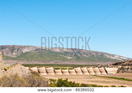 Beervlei Dam Near  Willowmore, South Africa