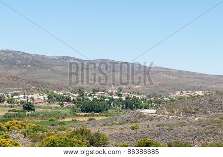 View Of Uniondale, South Africa