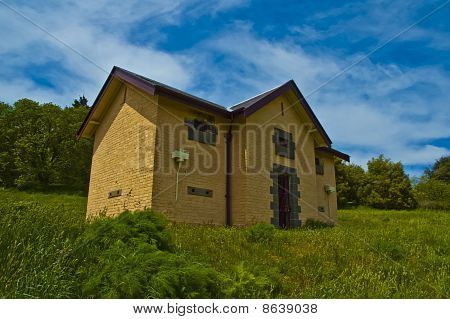 Rural Gaol in Australia