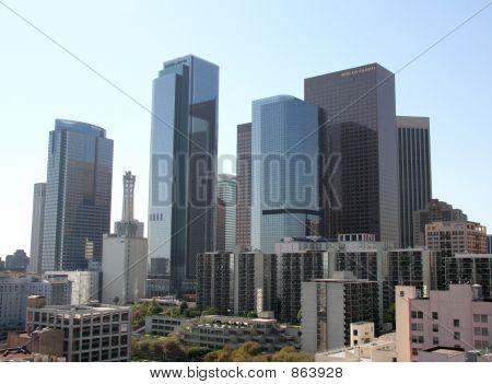 Centro de LA