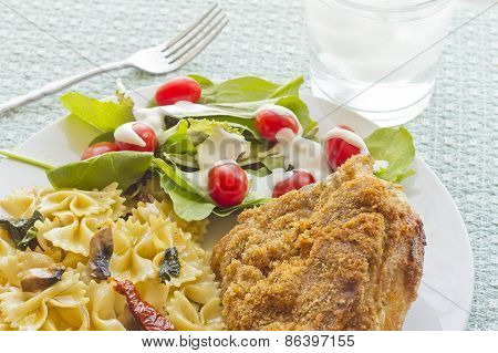 Blue Cheese Fried Chicken