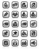 image of blog icon  - Internet blogging icons  - JPG