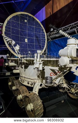 NASA Exhibition in Bangkok Thailand