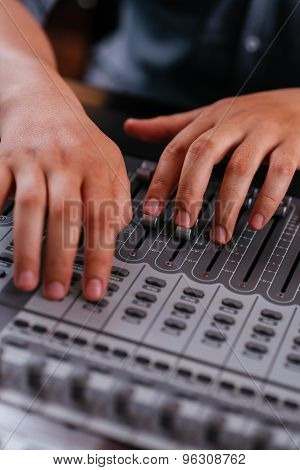 Working With Faders