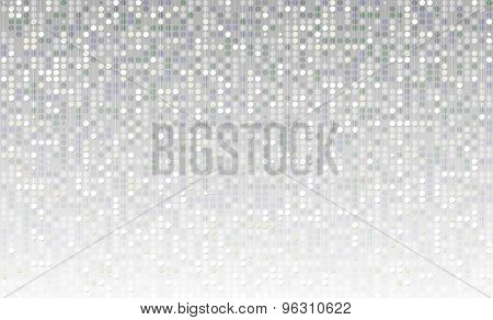 Abstract Technology Grey Color Background