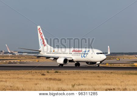 Boeing 737-800 Of The Air Europa