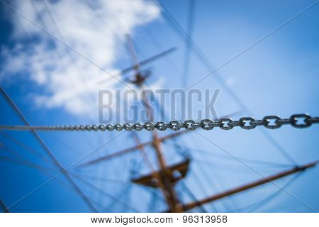 Tall Ship Chain