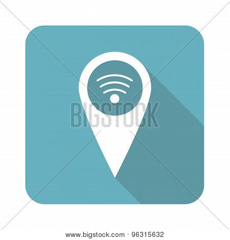 Square Wi-Fi pointer icon