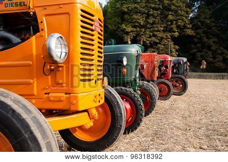 Old Tractors