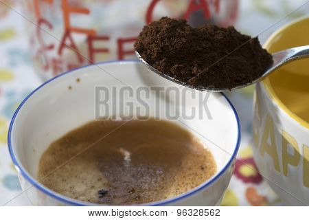 Extra Strong Coffee