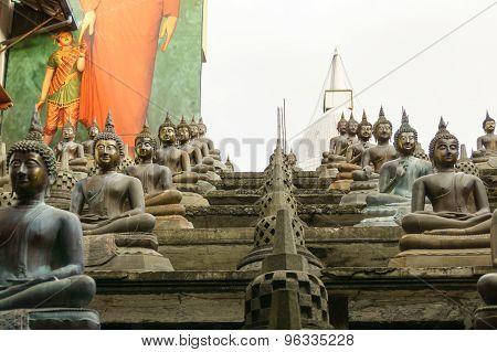 Gangarama Buddhist Temple, Sri Lanka