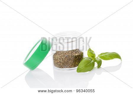Basil, Culinary Aromatic Herbs.