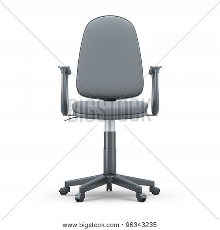 Office Chair Front View