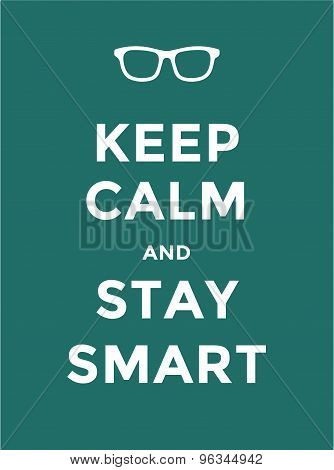 Keep Calm quote. Motivation, Inspiration, Poster and Paper. Vector stock element for design.