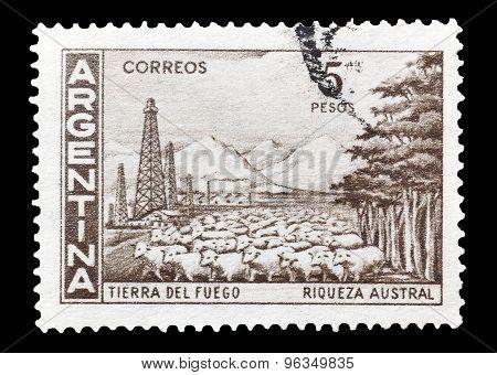 Tierra del Fuego 1959