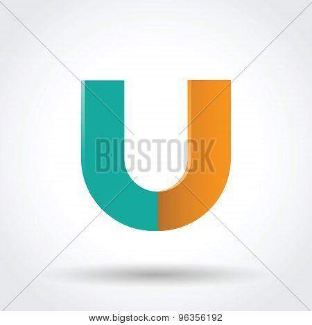 U Letter Symbol