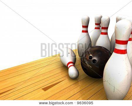 Ten Pin Bowling 5