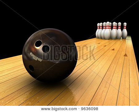 Ten Pin Bowling 2